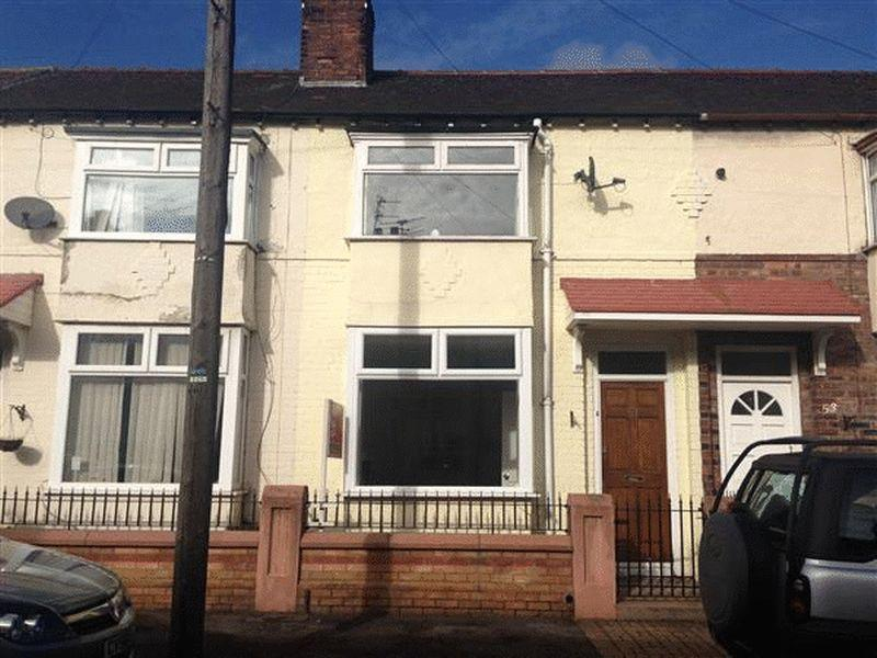 2 Bedrooms Terraced House for sale in 51 Lindale Road, Liverpool