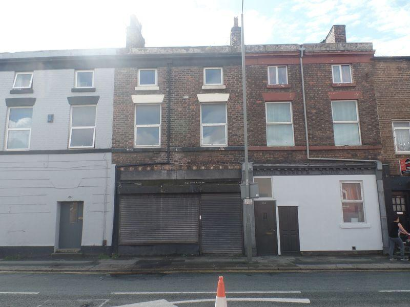 4 Bedrooms Terraced House for sale in 126 Picton Road, Liverpool