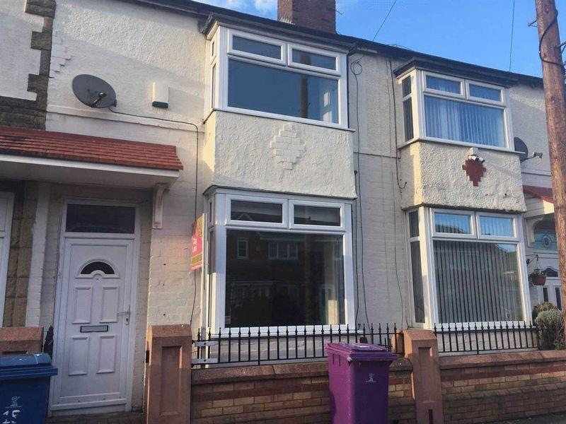 3 Bedrooms Terraced House for sale in 3 Cheviot Road, Liverpool