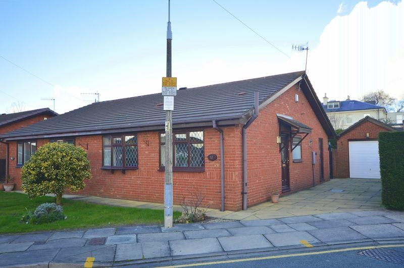 2 Bedrooms Semi Detached Bungalow for sale in Donalds Way, Aigburth Vale