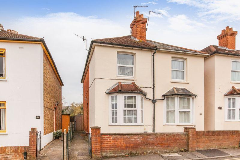 2 Bedrooms Semi Detached House for sale in New Cross Road, Guildford