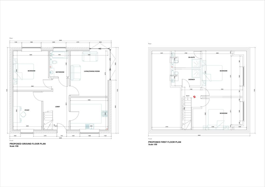 Floorplan 2 of 2: Plot 2
