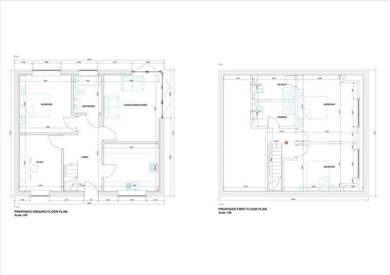 Layout Plan Plot 2