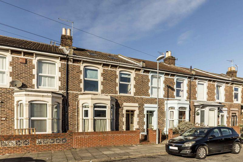 4 Bedrooms Terraced House for sale in Bonchurch Road, Southsea