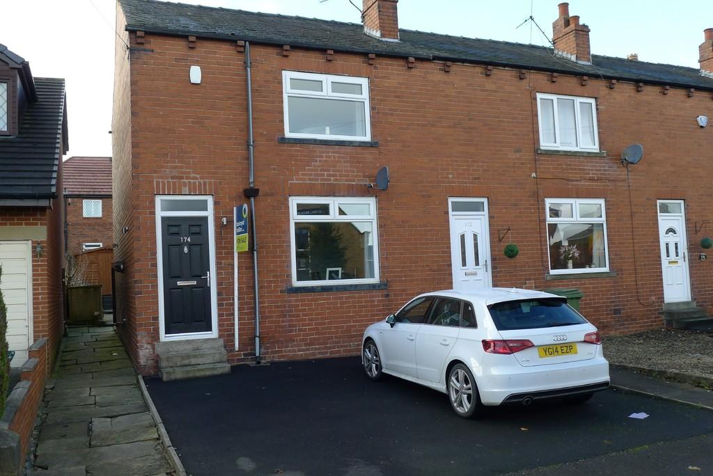 2 Bedrooms End Of Terrace House for sale in High Street, Hanging Heaton
