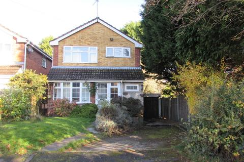 3 bedroom detached house for sale - Englewood Drive, Birmingham
