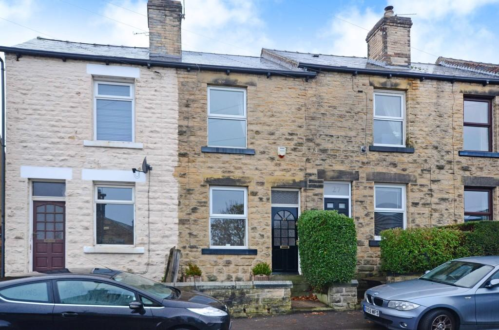 3 Bedrooms Terraced House for sale in Camm Street, Walkley