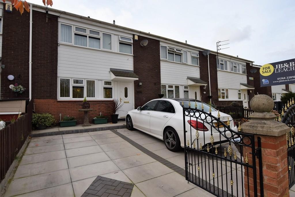 3 Bedrooms Terraced House for sale in Dursley, Whiston, Prescot