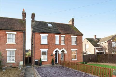 3 bedroom semi-detached house for sale - Fields Road, Wootton