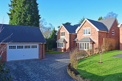 5 bedroom detached house for sale - Twatling Road, Barnt Green