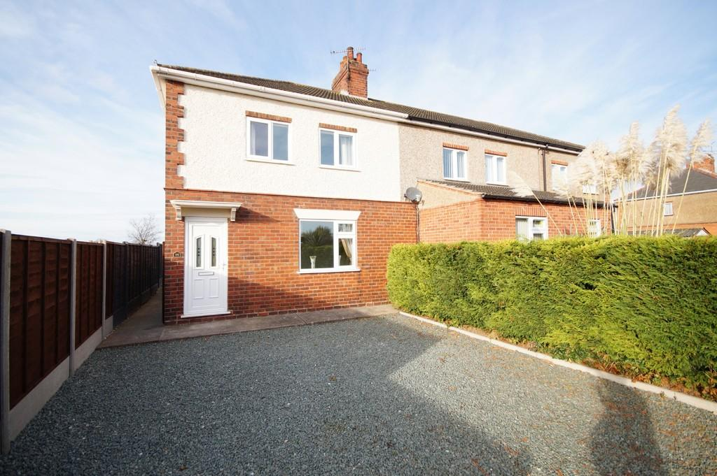 2 Bedrooms Semi Detached House for sale in Lincoln Road, Dunholme