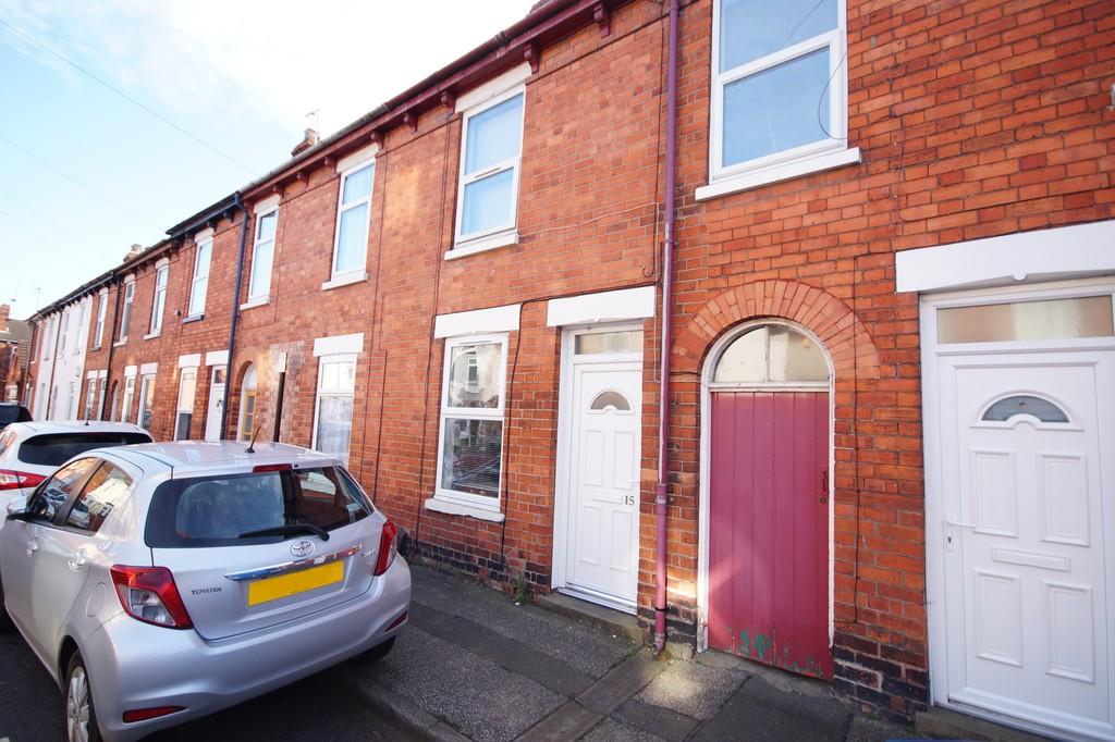2 Bedrooms Terraced House for sale in Turner Street, Lincoln