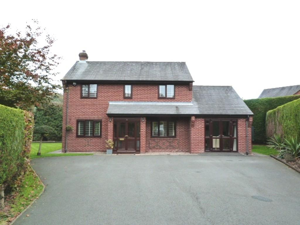 3 Bedrooms Detached House for sale in 22 Court Close, Abermule