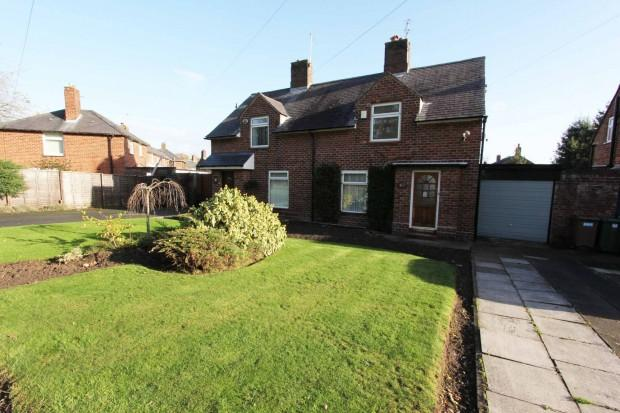 2 Bedrooms Semi Detached House for rent in Brackenwood Road, Wirral, CH63