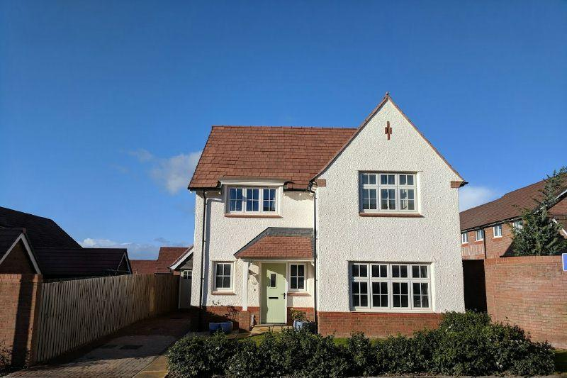 4 Bedrooms Detached House for sale in BUTTS ROAD, OTTERY ST MARY