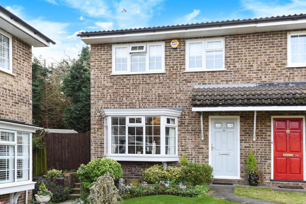 2 Bedrooms Semi Detached House for sale in Sedgewood Close, Hayes