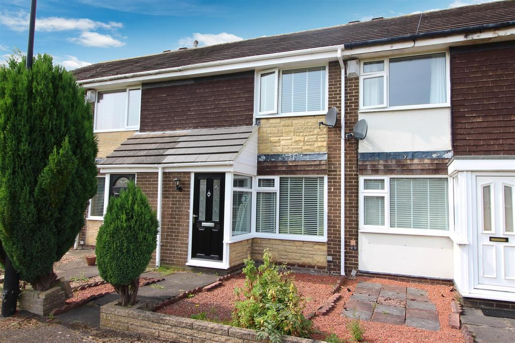 2 Bedrooms Terraced House for sale in Silverstone, Newcastle Upon Tyne