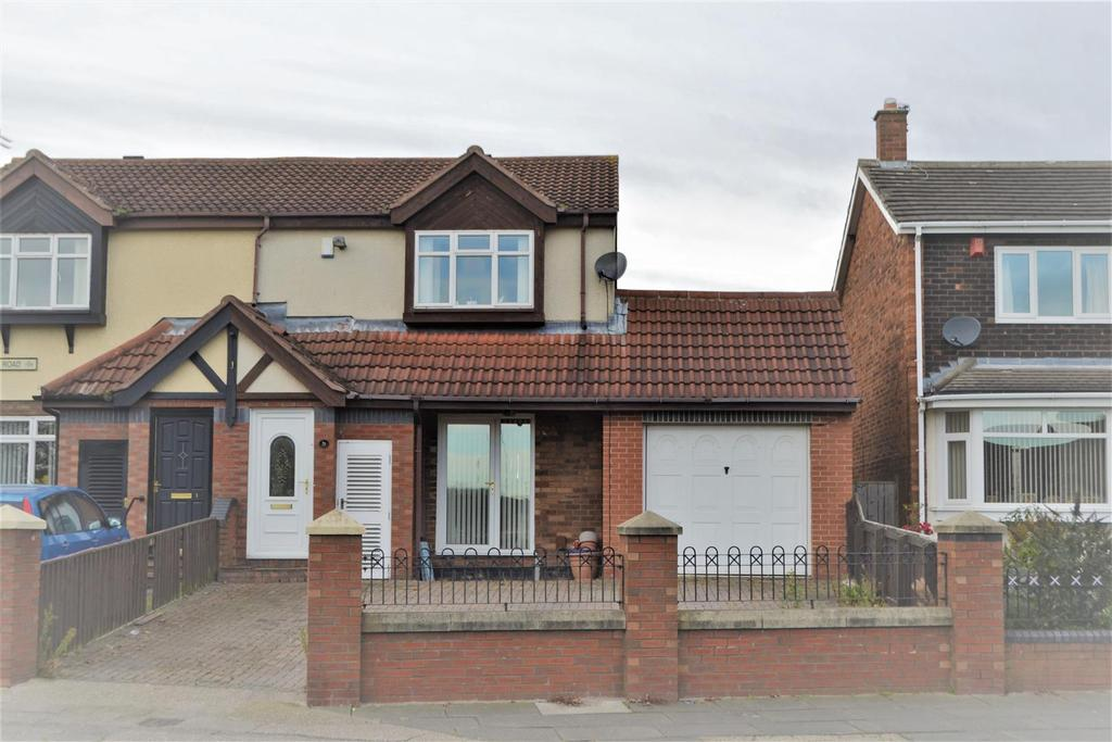 2 Bedrooms Semi Detached House for sale in Blackwood Road, Town End Farm, Sunderland