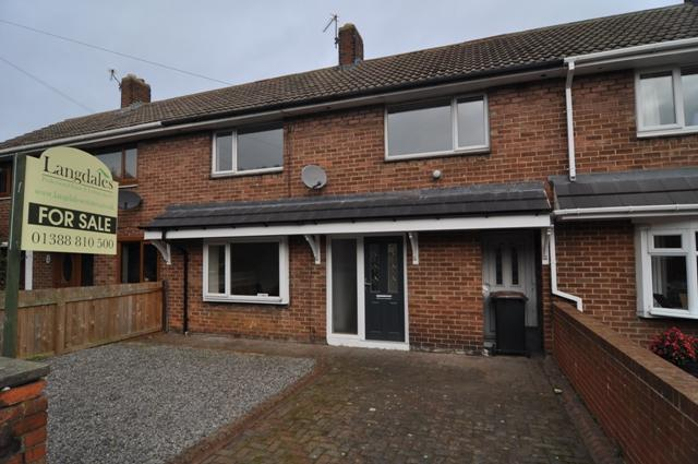 3 Bedrooms Terraced House for sale in Moorside, Spennymoor DL16
