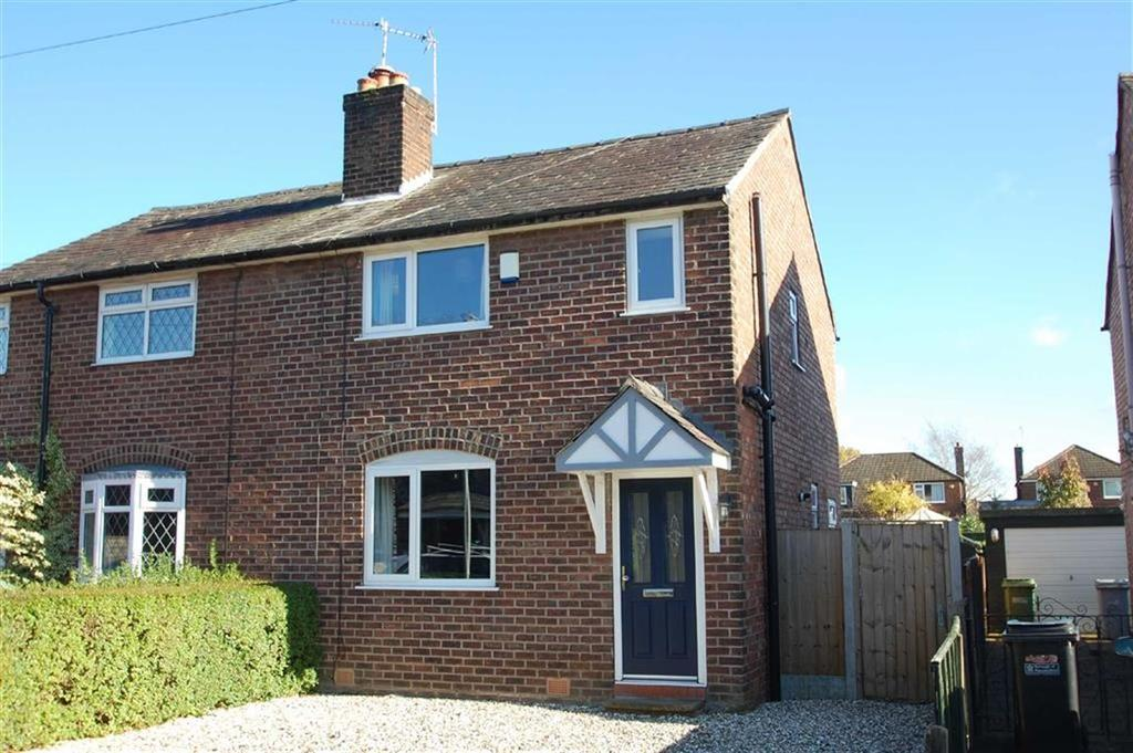 3 Bedrooms Semi Detached House for sale in Northward Road, Wilmslow, Cheshire