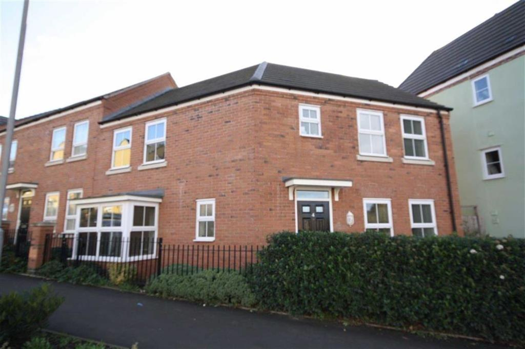 3 Bedrooms Semi Detached House for sale in Brights Road, Saxon Rise, Nuneaton
