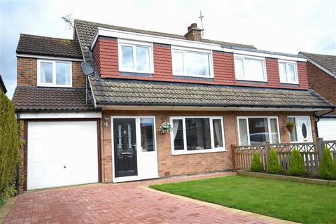4 bedroom semi-detached house for sale - Caernarvon Avenue, Garforth, Leeds, LS25
