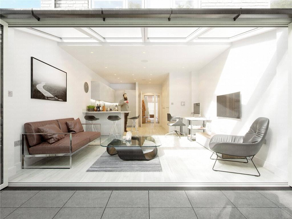 2 Bedrooms Flat for sale in Aberdour Street, Southwark, London, SE1