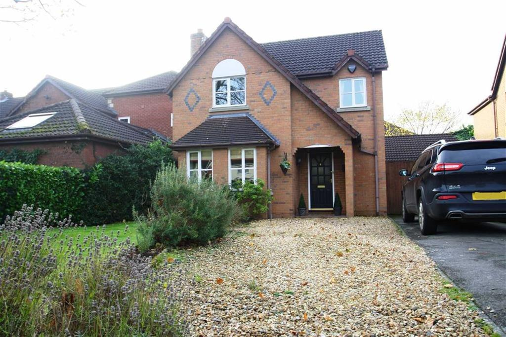 4 Bedrooms Detached House for sale in Land Lane, Wilmslow