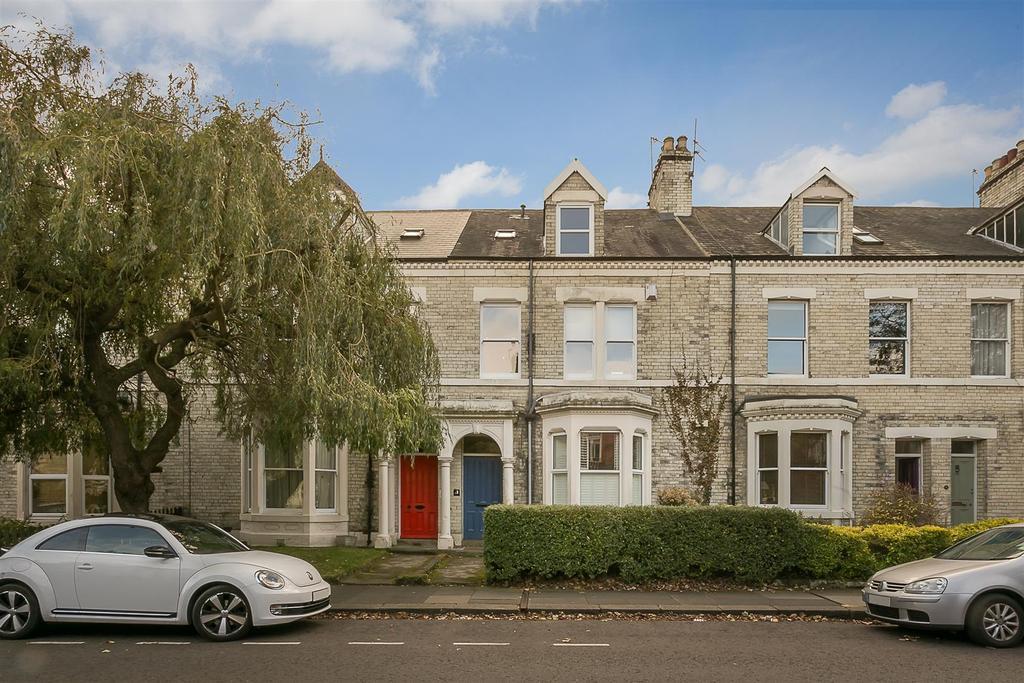 4 Bedrooms Maisonette Flat for sale in Fern Avenue, Jesmond, Newcastle upon Tyne