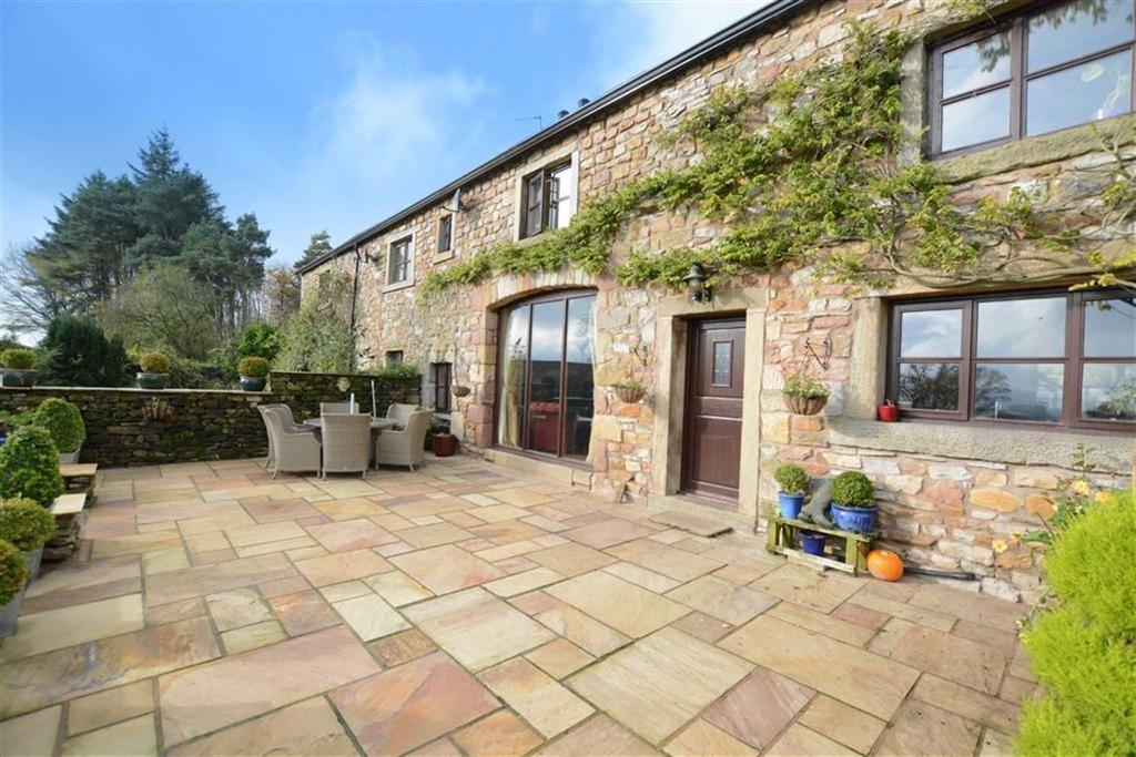 4 Bedrooms Barn Conversion Character Property for sale in Back Lane, Newton In Bowland, Lancashire, BB7
