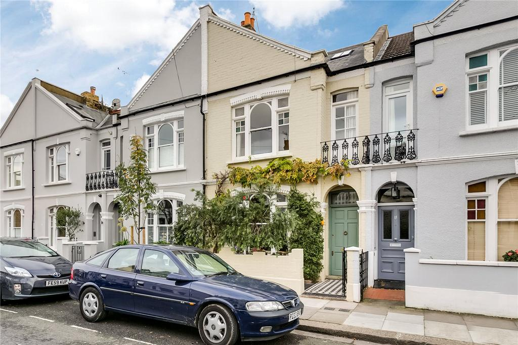 5 Bedrooms House for sale in Wardo Avenue, Fulham