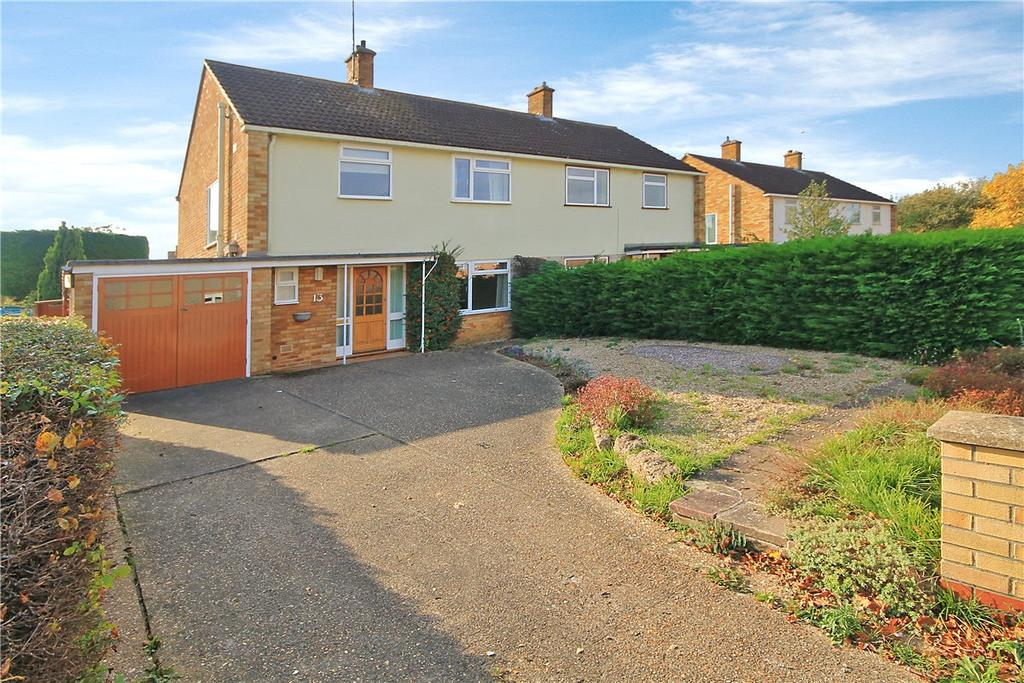 3 Bedrooms Semi Detached House for sale in Gunning Way, Cambridge, CB4