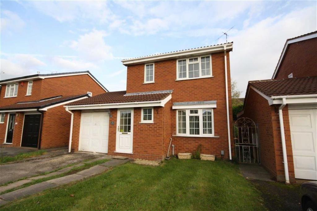 3 Bedrooms Detached House for sale in Penzance Way, Horeston Grange, Nuneaton