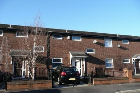 2 bedroom terraced house for sale - Brentwood Street M16 7lg Manchester
