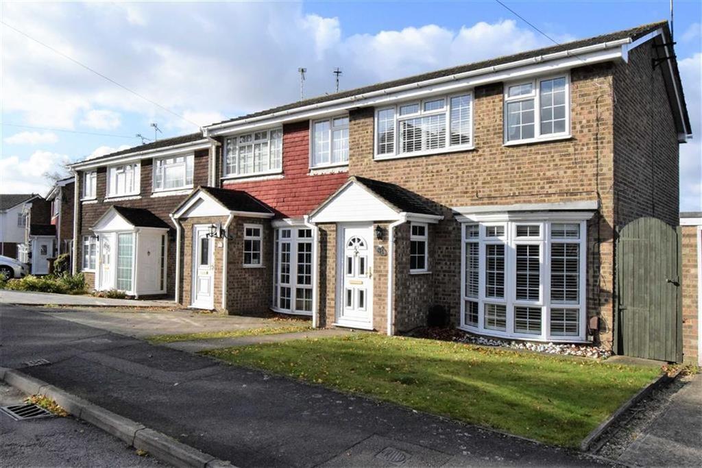 3 Bedrooms Semi Detached House for sale in Glistening Glade, Rainham, Kent, ME8