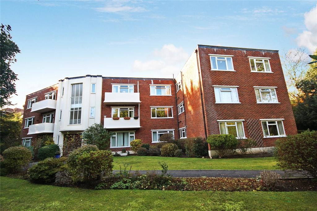 2 Bedrooms Flat for sale in Portarlington Road, Bournemouth, Dorset, BH4