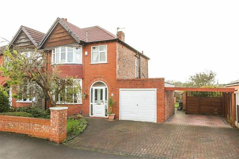 3 bedroom semi-detached house for sale - Mentone Road, Heaton Moor