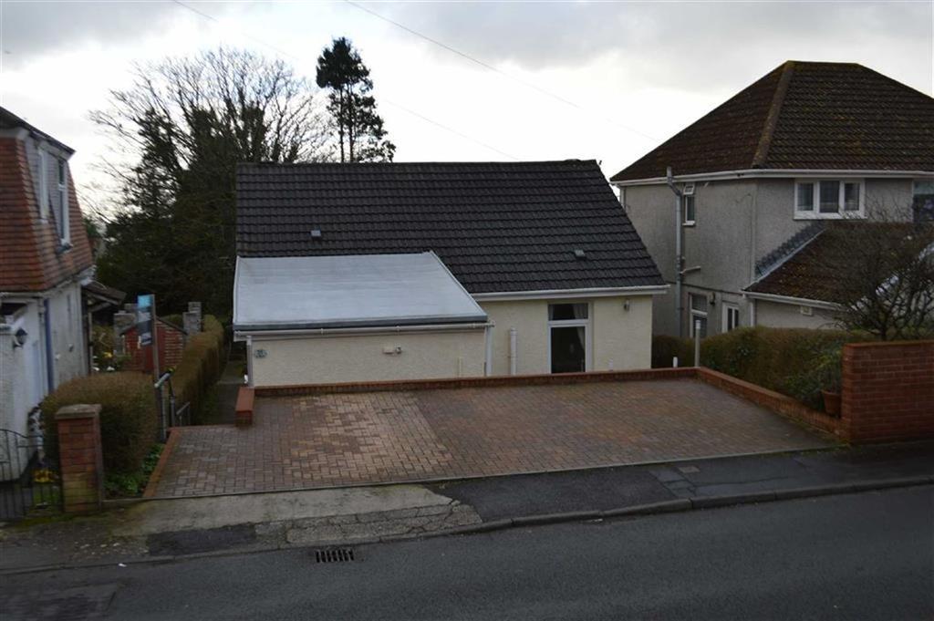 2 Bedrooms Detached Bungalow for sale in Lon Mefus, Swansea, SA2