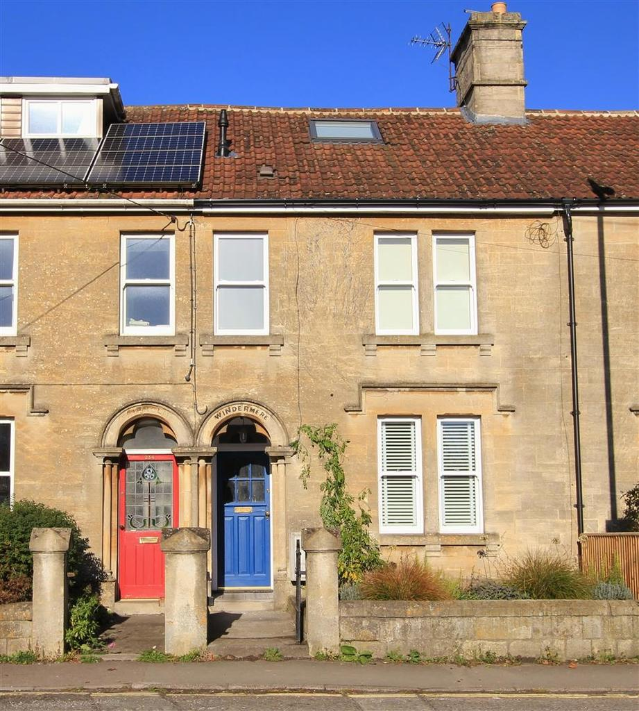 4 Bedrooms Terraced House for sale in Winsley Road, Bradford-On-Avon