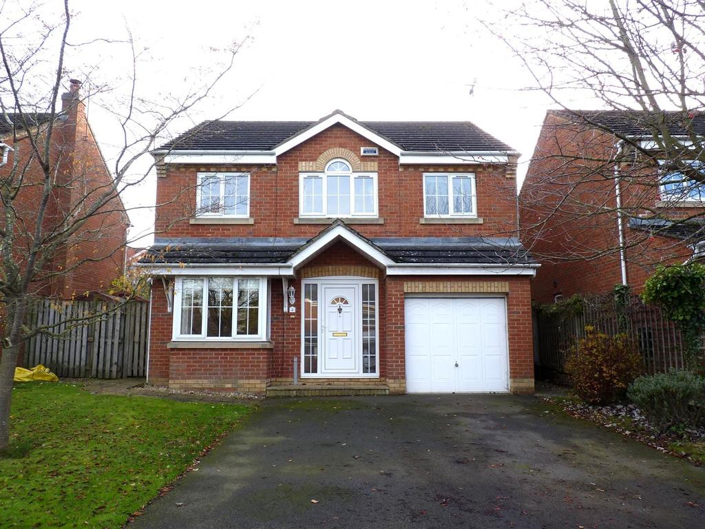4 Bedrooms Detached House for sale in Avon Fields, Welford, Northamptonshire