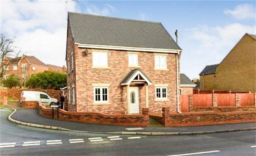 4 Bedrooms Detached House for sale in Cheadle Road, Uttoxeter, Staffordshire