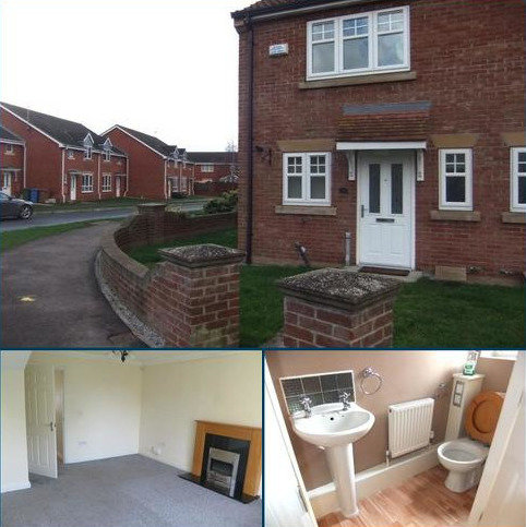 2 bedroom end of terrace house to rent - 36, Cromwell Road, Hedon