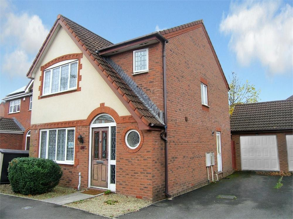 3 Bedrooms Detached House for sale in Hart Place, Pengam Green, Cardiff