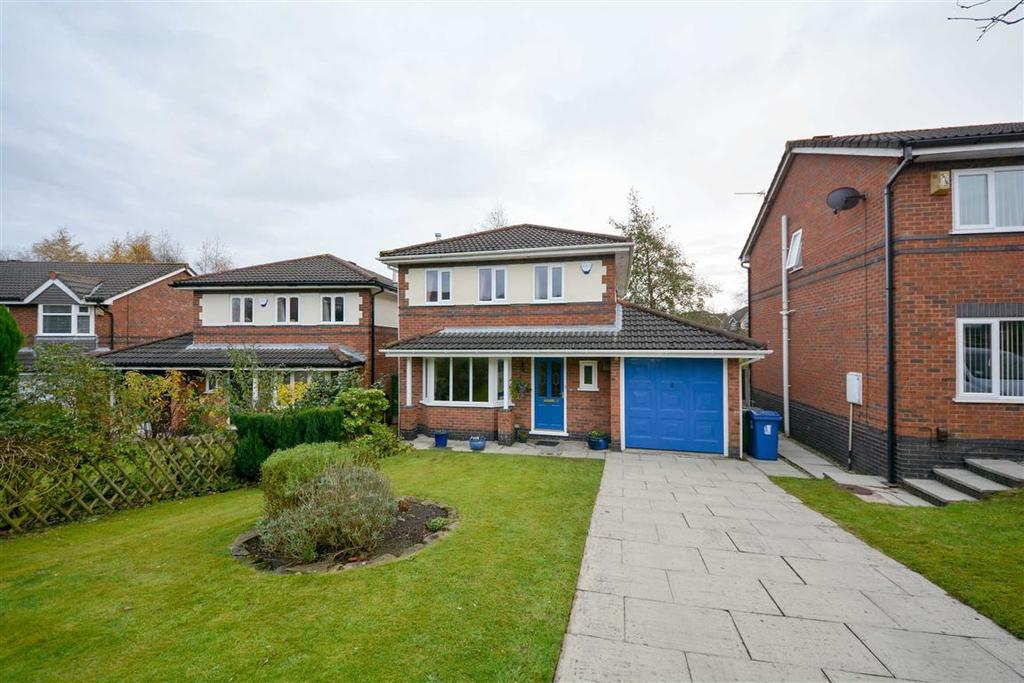 4 Bedrooms Detached House for sale in Fernside Grove, Winstanley, Wigan, WN3