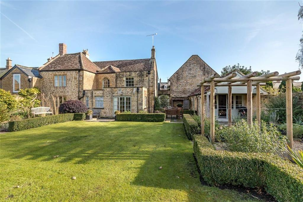4 Bedrooms Semi Detached House for sale in The Borough, Montacute, Somerset, TA15