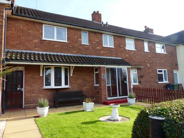 3 Bedrooms Terraced House for sale in Warren Place,Brownhills,Walsall