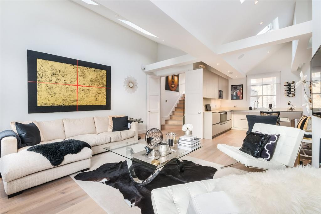3 Bedrooms Flat for sale in Ifield Road, London