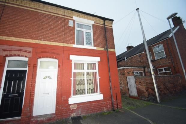 2 Bedrooms End Of Terrace House for sale in Lindum Street Rusholme. M14 4bj Manchester