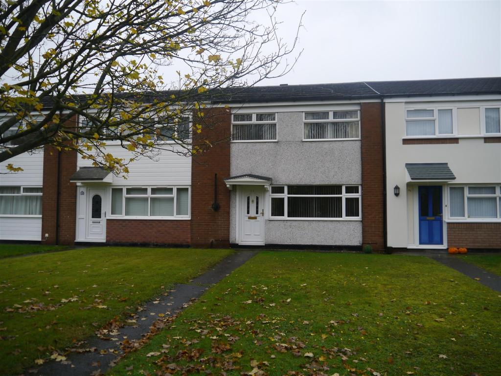 3 Bedrooms Terraced House for sale in Chester Road, Wrexham, LL12 7YS