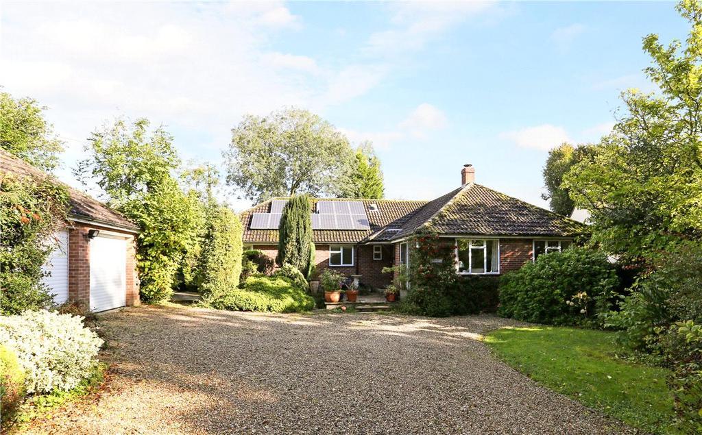 4 Bedrooms Bungalow for sale in Manor Lane, Baydon, Marlborough, Wiltshire, SN8